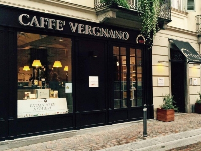 Caffè Vergnano Chieri